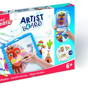 Creativ Artist Board Erasable Drawings