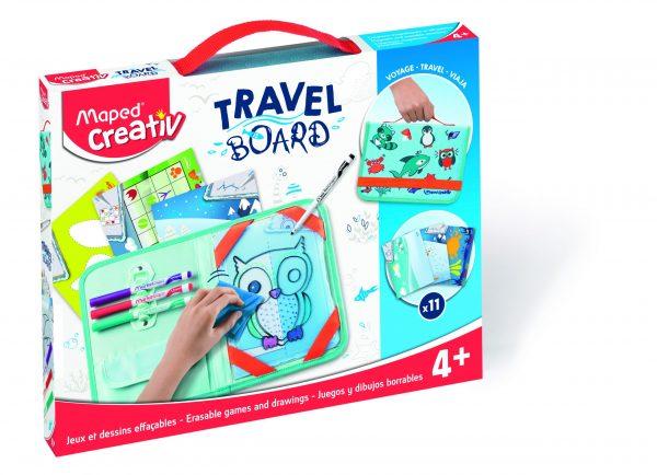 Creativ Travel Board Erasable