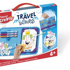Creativ Travel Board Magnetic Creations