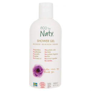 Naty Organic Shower Gel - 200 ml