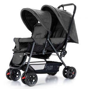 teknum twin stroller