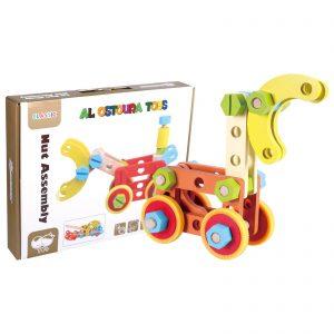 Al Ostoura Educational Toys - Nut Assembly